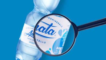 Come leggere l'etichetta dell'acqua, ecco qualche consiglio