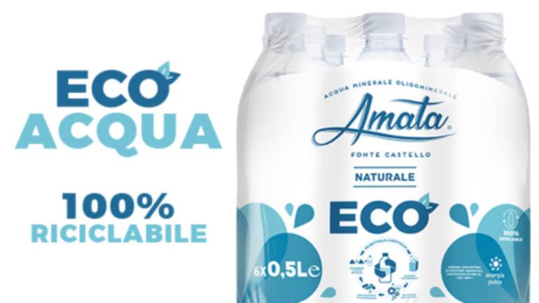 R-PET o PET riciclato: la scelta sostenibile di Acqua Amata