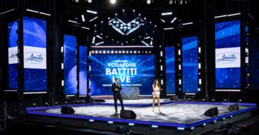 Acqua Amata partner del Radionorba Vodafone Battiti Live!