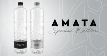 """Acqua Amata lancia """"Special Edition"""", la nuova bottiglia dedicata all'alta ristorazione."""